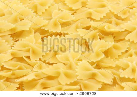 Farfale Pasta Background