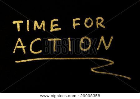 Time For Action Conception Text
