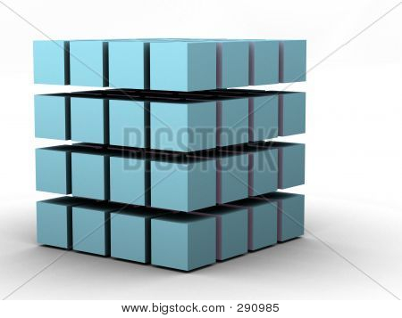 The Cube 4