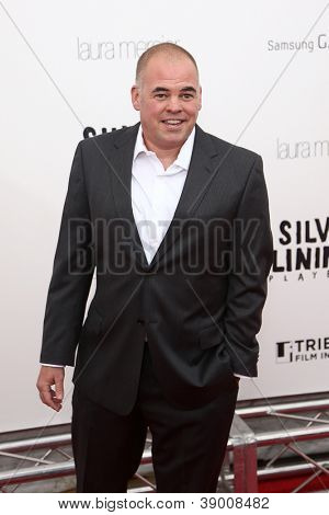NEW YORK-NOV 12: Writer Matthew Quick attends the premiere of