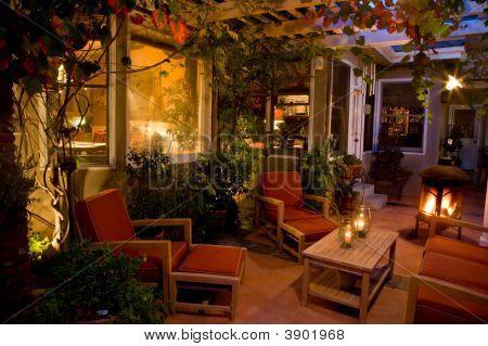 Elegante patio