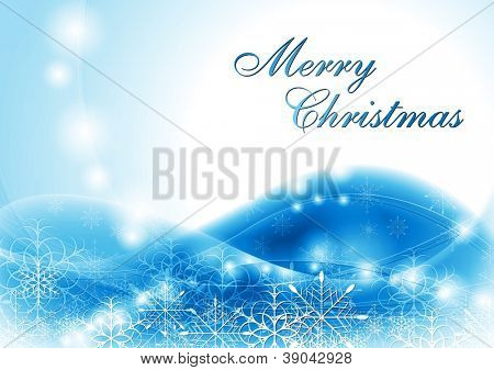 Abstract Christmas shiny background. Vector design eps 10. Gradient mesh included