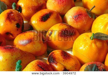 Orange Marchpanes