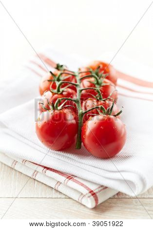 Cheery Tomatoes