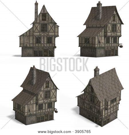 Medieval Houses - Bar
