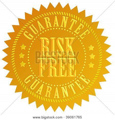 Risk free emblem
