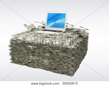Labtop Money