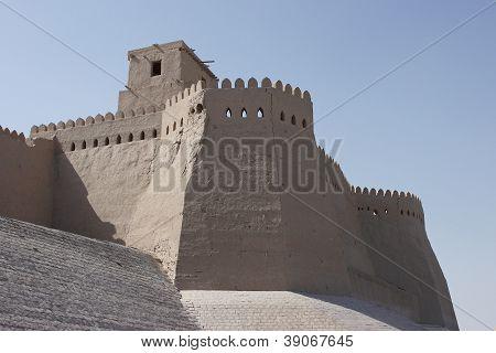 Khiva, camino de la seda, Uzbekistán