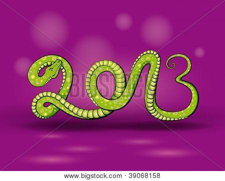 Green Snake 2013
