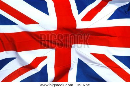 British National Flag