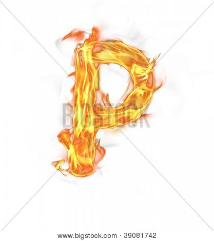 Fire letter