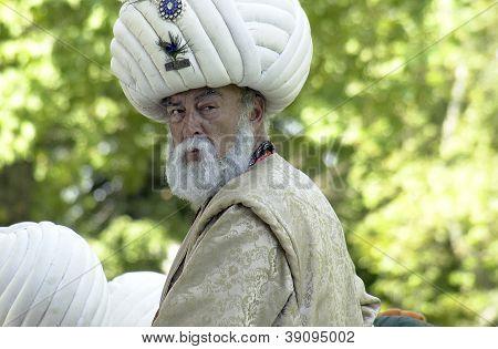 Traditional Turkish Garb