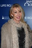 LOS ANGELES - NOV 11:  Linda Thompson arrives at the Life Rolls On Foundation's 9th Annual Night By