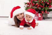 foto of santa baby  - Our first christmas together  - JPG