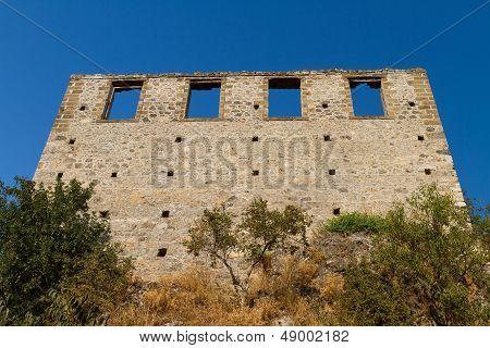 Old School Of Kayakoy