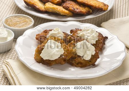 Latke Time For Hanukah
