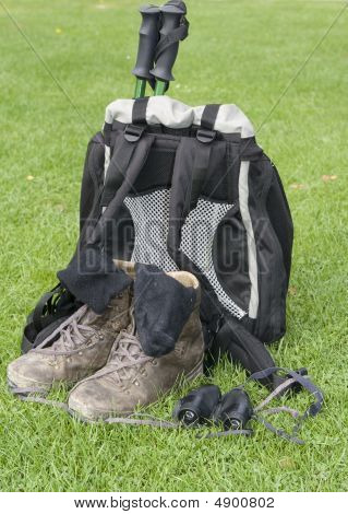 Hiking Trip Equipment