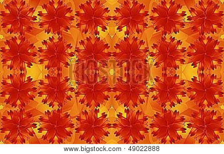 Luxury Floral Background Pattern