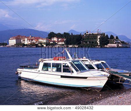 Lake Maggiore, Italy.