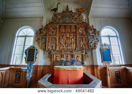 Altarpiece of Amsberg Chapel