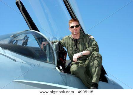Navy Pilot