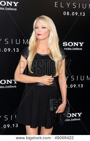 LOS ANGELES - AUG 7:  Charlotte Ross arrives at the