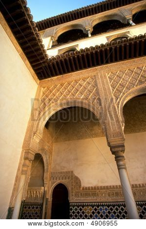 Alhambra Arches 2
