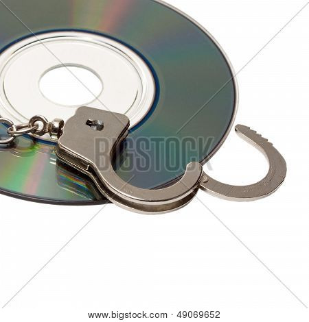 Handcuffs In Pirate Dvd