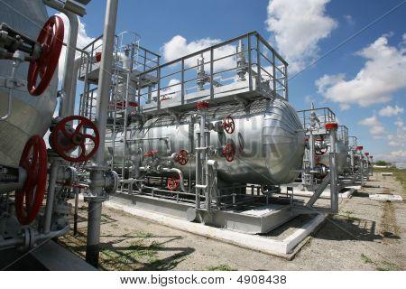 Gas Tank's
