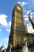 Big Ben Clock, London, England