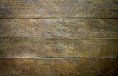 stock photo of uncolored  - Texture of uncolored wooden lining boards background - JPG