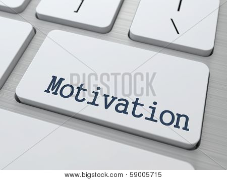 Motivation - Button of Computer Keyboard.