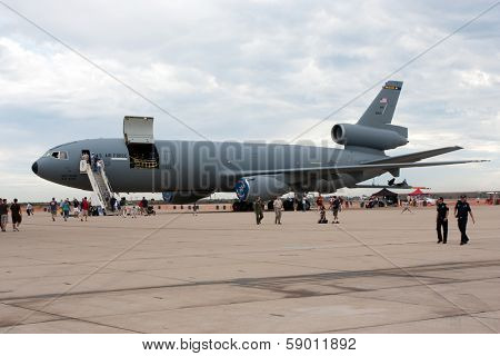 MCAS MIRAMAR, CA - OCTOBER 3: At the Miramar Air Show October 3, 2009 on MCAS Miramar, CA