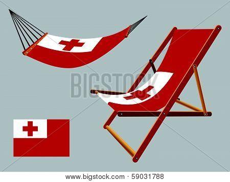 Tonga Hammock And Deck Chair