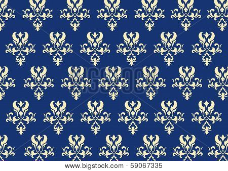 Baroque Pattern