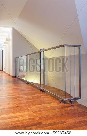 Grand Design - Glass Banister