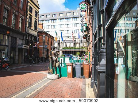Phil Lynott, Dublin