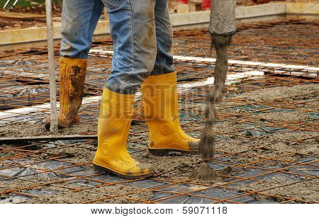 Adding Concrete To A House Foundation