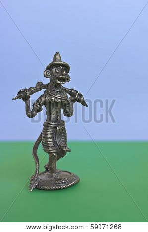 Indian god Monkey King Hanuman