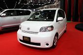 Nonthaburi - November 28: Toyota Porte Car On Display At The 30Th Thailand International Motor Expo