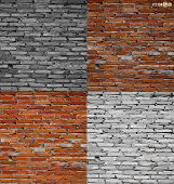 picture of stonewalled  - Collection of brick wall background - JPG
