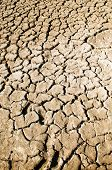 picture of drought  - California - JPG
