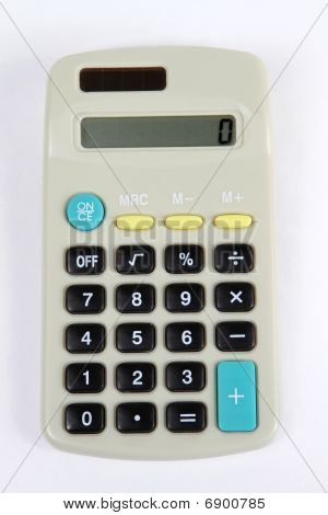 Solar Digital Calculator