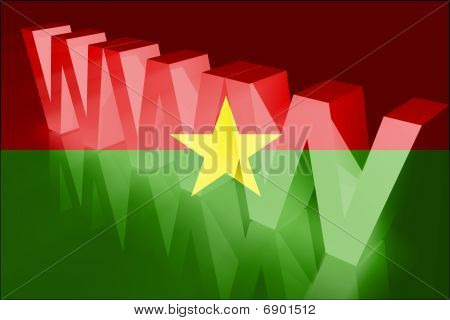 Burkina Faso Flag Www Internet