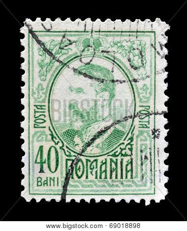 Romania 1908