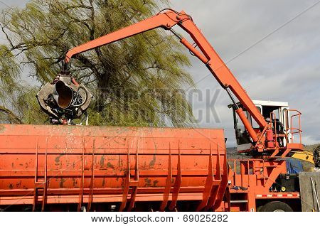 Loader Crusher