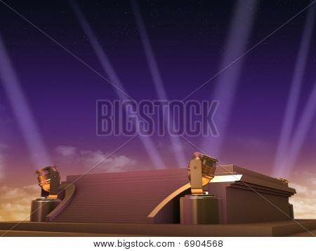 golden platform
