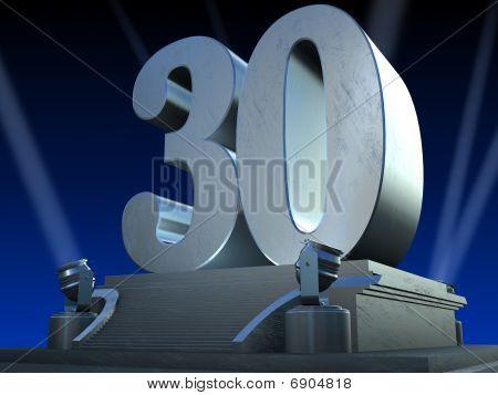 silver 30