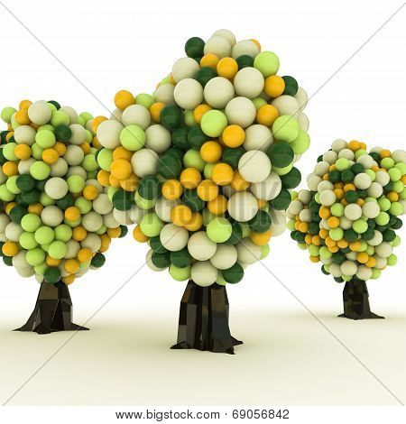 Gumball Trees