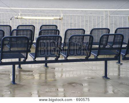 Rainy Sun Deck